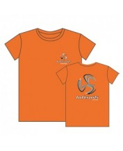Loftsails Tee Men Orange Size S