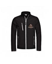 Loftsails Softshell Jacket Men Black Size XL