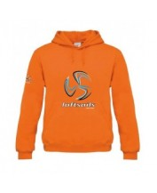 Loftsails Hoodie Men Orange Size S