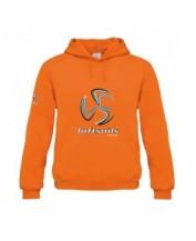 Loftsails Hoodie Men Orange Size M