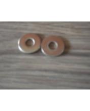 50x RVS Ring voor onder vinbout