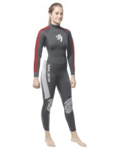 ASCAN Wave Overall Lady