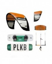 PLKB Hook V2 12m orange + Navigator M + Patrol 139