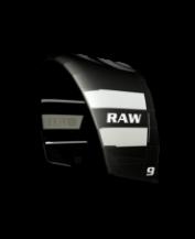 PLKB Raw 9 black